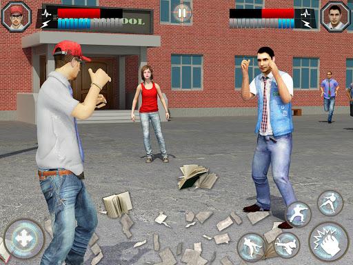 High School Bully Gangster: Karate Fighting Games 1.1.3 screenshots 9