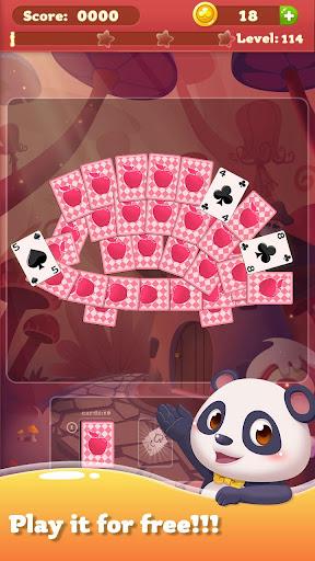 panda solitaire k screenshot 1