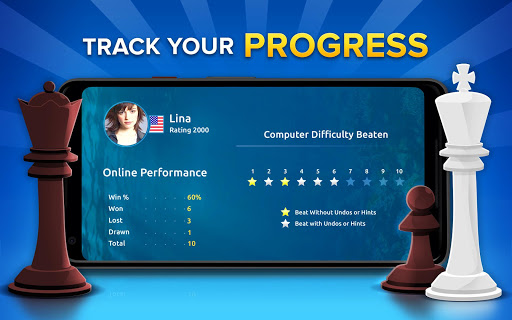 Chess Stars - Play Online  screenshots 22