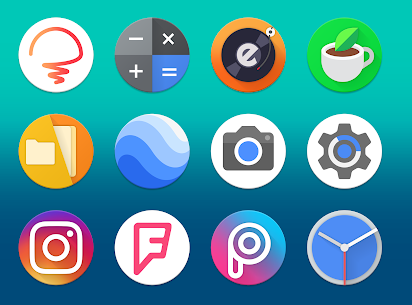 Pireo Apk- Pixel/Pie Icon Pack 3.2.1 (Paid) 5