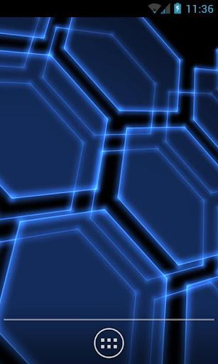 Digital Hive Live Wallpaper ss2