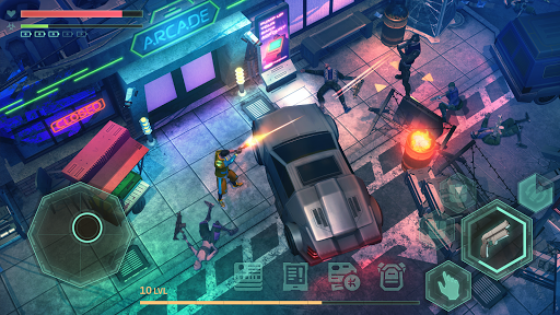 Cyberika: Action Cyberpunk RPG 0.9.3-rc152 screenshots 1