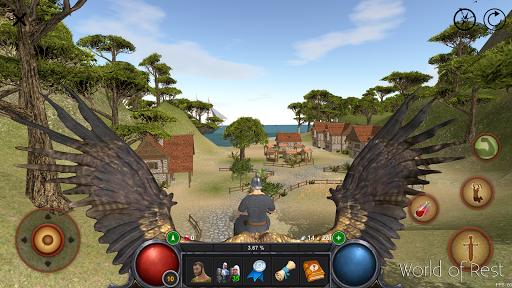 Code Triche World Of Rest: Online RPG mod apk screenshots 3