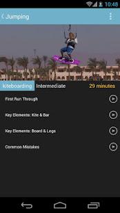Progression Kitesurfing Coach