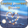 Loving Yourself Quotes app apk icon