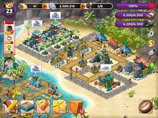Fantasy Island Sim: Fun Forest Adventure 2.3.0 screenshots 9