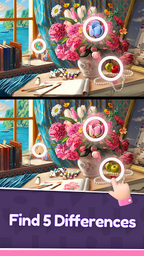 Differences in Eyes, Find & Spot all Differences apkdebit screenshots 7