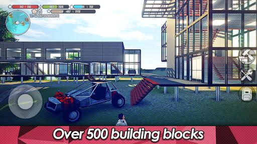 X Survive: Open World Building Sandbox 1.47 Screenshots 3