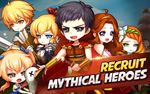 Gods' Quest : The Shifters 1.0.20 screenshots 14