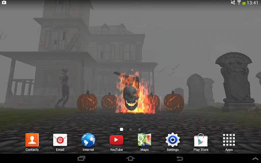 3D Halloween Live Wallpaper For PC Windows (7, 8, 10, 10X) & Mac Computer Image Number- 12