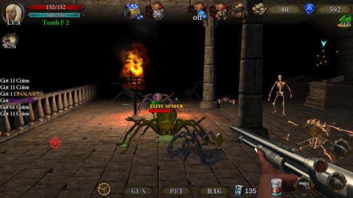 Dungeon Shooter : The Forgotten Temple apktram screenshots 13