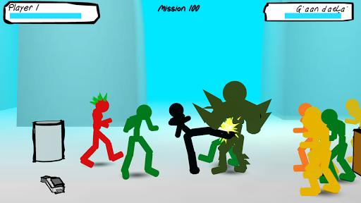 Stickman Street Fighting 1.06 screenshots 4