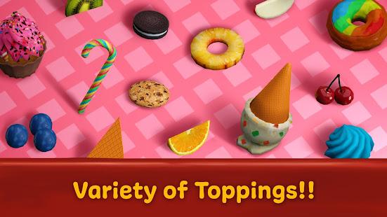 🎂 Cake maker - Unicorn Cooking Games for Girls 🌈 3 screenshots 2