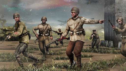 Call Of Courage : WW2 FPS Action Game  Screenshots 12