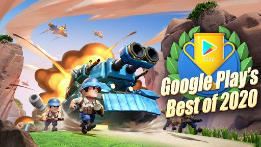 Top War: Battle Game 1.177.0 screenshots 1