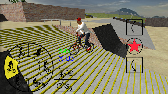 BMX Freestyle Extreme 3D Screenshot
