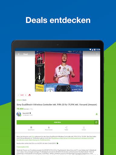 mydealz u2013 Gutscheine, Angebote 5.54.00 Screenshots 8