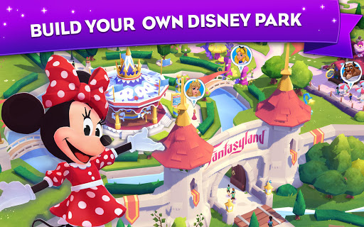 Disney Wonderful Worlds Varies with device screenshots 10