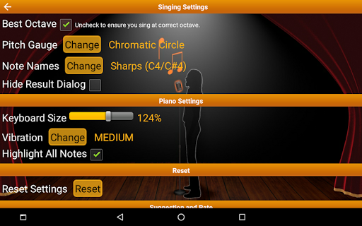 Voice Training - Learn To Sing modavailable screenshots 23