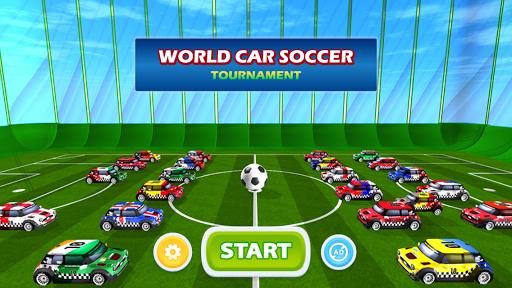 WORLD CAR SOCCER TOURNAMENT 3D 2.2 screenshots 2