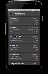 WiFi Analyzer MOD Apk 1.4.16 (Free Shopping) 1
