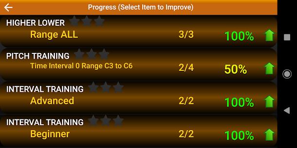 Download Piano Ear Training Pro – Ear TrainerMOD APK 5