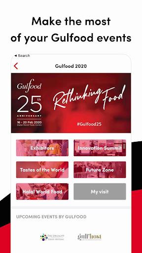 Gulfood Events 4.9.6-1 Screenshots 1