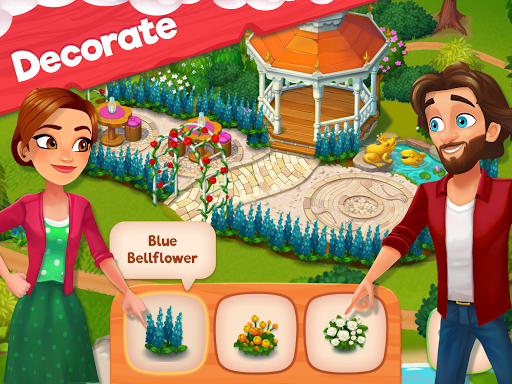Delicious B&B: Match 3 game & Interactive story 1.15.6 screenshots 10