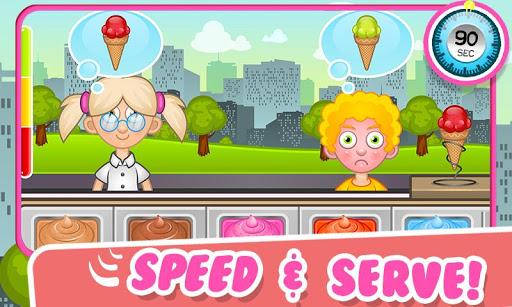 Ice Cream Maker ud83cudf66 Crazy Chef apkslow screenshots 4