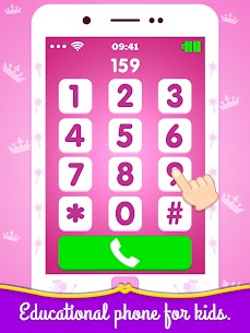 Princess Baby Phone  For Pc – Windows 7, 8, 10 & Mac – Free Download 1