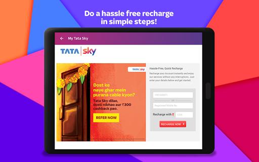 Tata Sky Mobile- Live TV, Movies, Sports, Recharge screenshots 21