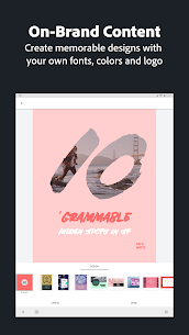 Adobe Spark Post: Graphic Design & Story Templates 14