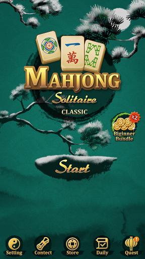 Mahjong Solitaire: Classic 20.1028.09 screenshots 1