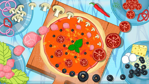 Pizza maker. Cooking for kids  screenshots 7