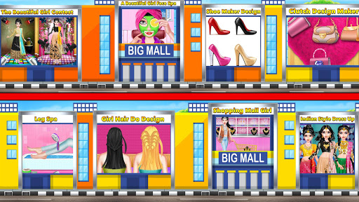 Superstar Fashion Stylist Dress up - Girl Game 1.0.3 screenshots 1