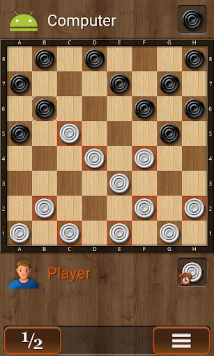 Russian Checkers apkpoly screenshots 4