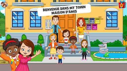 Code Triche My Town: Maison d'amis (Astuce) APK MOD screenshots 2