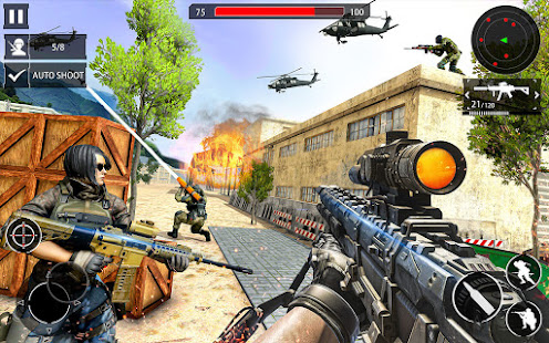 Counter Terrorist Gun Strike: Free Shooting Games 1.23 Screenshots 9