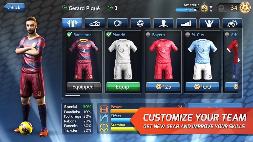 Final kick 2020 Best Online football penalty game  poster 4