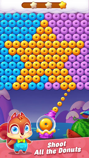 Bubble Shooter Cookie screenshots 1