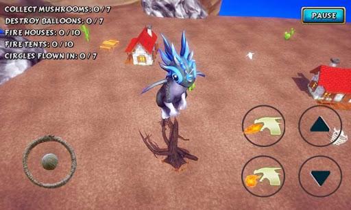 Little Dragon Heroes World Sim Apkfinish screenshots 5