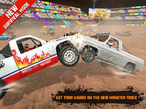 Demolition Derby Car Crash Stunt Racing Games 2021 3.0 Screenshots 11