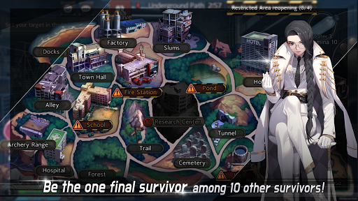Black Survival apkslow screenshots 5