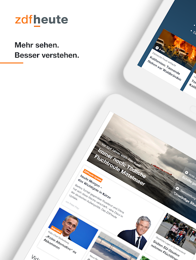 ZDFheute - Nachrichten  screenshots 9