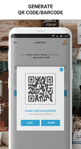 QR Scanner - QR Code Reader & Barcode Generator 2.0.36 Screenshots 6