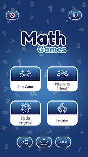 Math Games, Learn Plus, Minus, Multiply & Division 9.6.0 screenshots 1