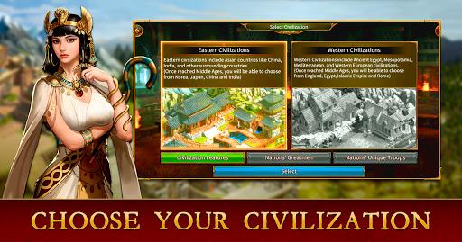 Reign of Empires - Nation Domination & Eternal War  screenshots 4