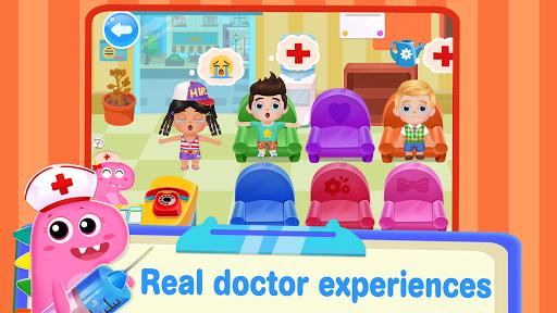 dinosaur hospital doctor games screenshot 1