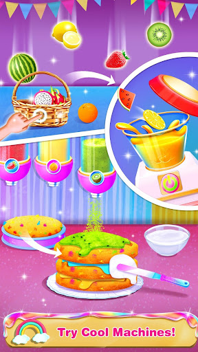 Bake Cake for Birthday Party-Cook Cakes Game apkdebit screenshots 2