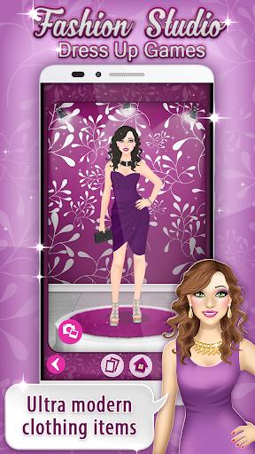 Fashion Studio Dress Up Games  Screenshots 7